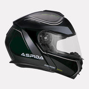 Aspida Discovery white Helmet Right side View