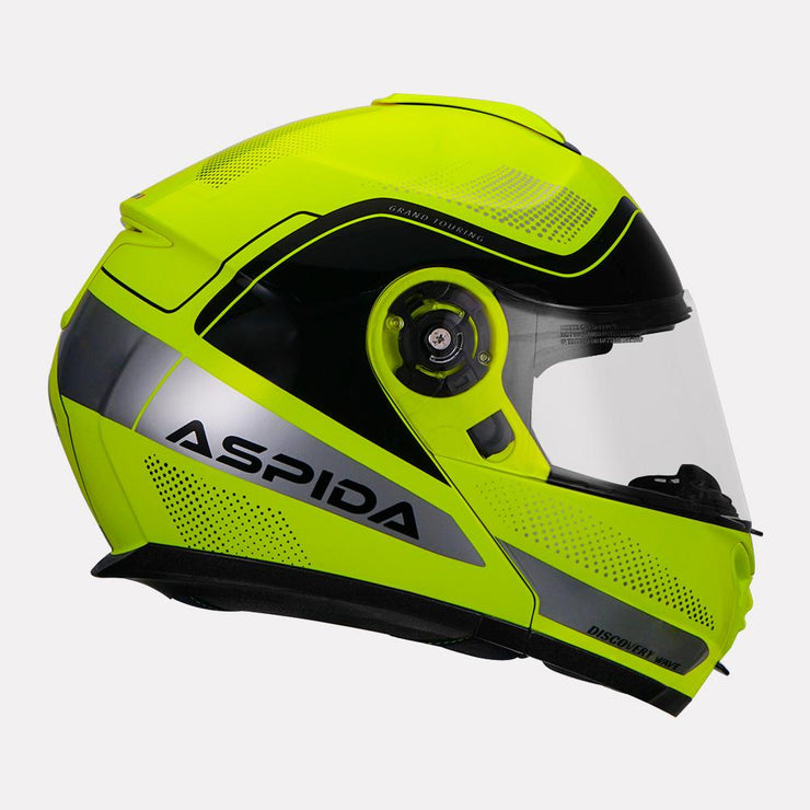 Aspida Discovery Helmet Right side View