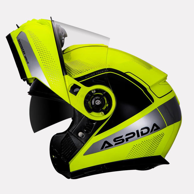Aspida Discovery Helmet Left side View