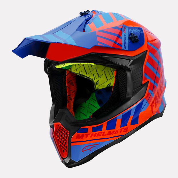 MT Falcon Energy Off Road Motorcycle Helmet