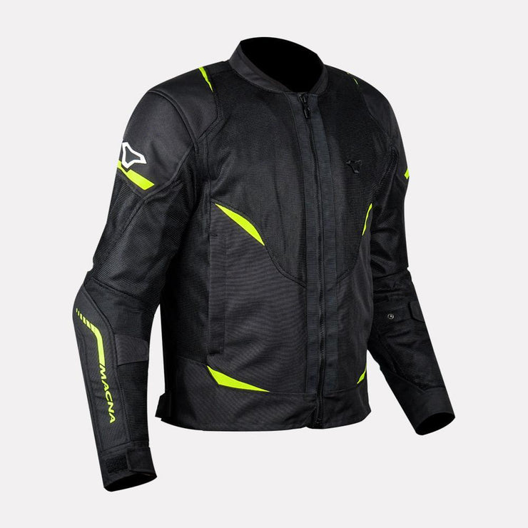 MACNA Hurracage Mesh Jacket black front