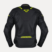 MACNA Hurracage Mesh Jacket black back