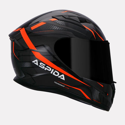 Aspida Tourance Lead Helmet Right Side  View