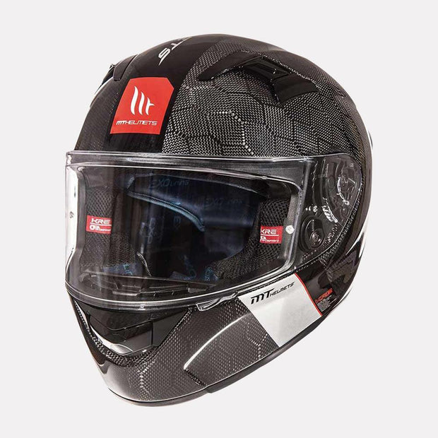 MT Snake carbon motorcycle helmet