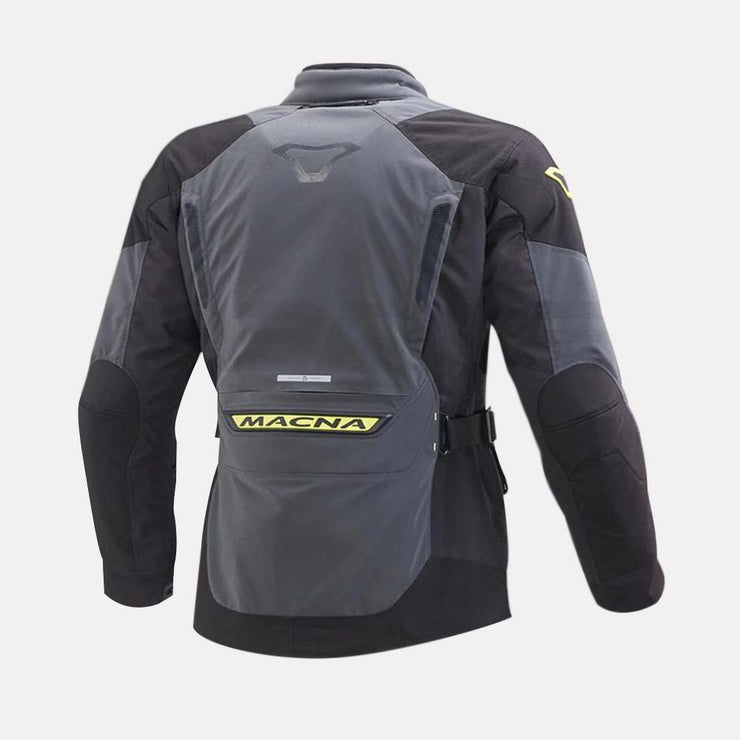 Macna Equator Riding Jacket (Back)