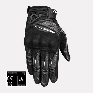 MACNA OCTAR Short Cuff Gloves (Black)