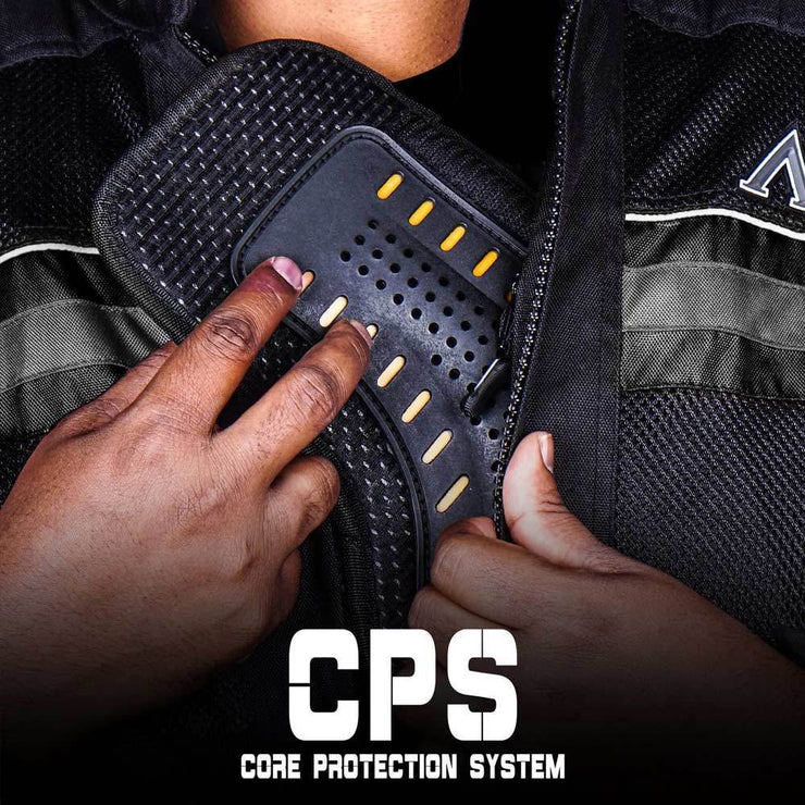 ASPIDA Prime Series Nemesis 2 L 2 Mesh Jacket chest protection
