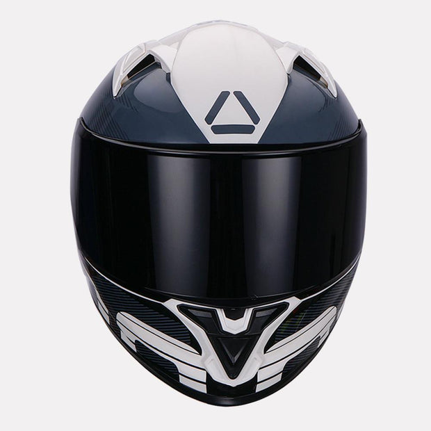 Aspida Tourance OOA Helmet Front Side  View