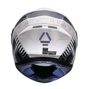 Aspida Tourance OOA Helmet Back Side  View