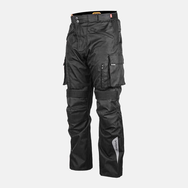 ASPIDA Odysseus All Season Touring Pants black front