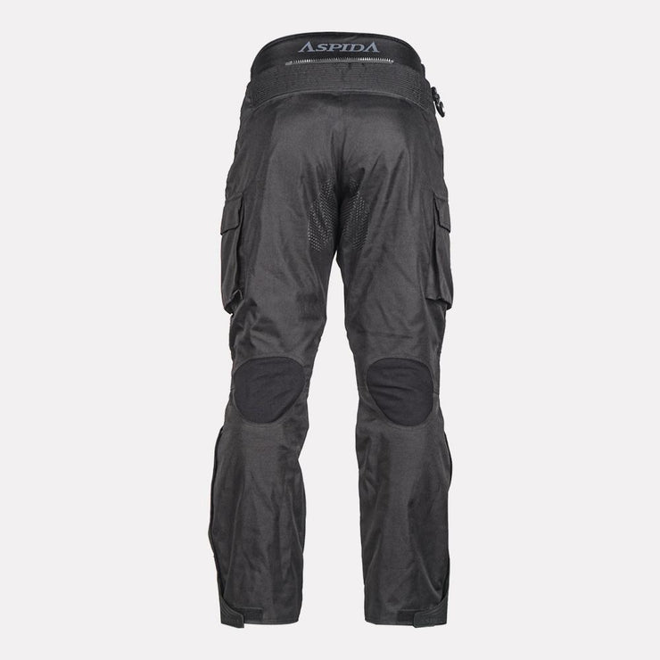 ASPIDA Odysseus All Season Touring Pants black back
