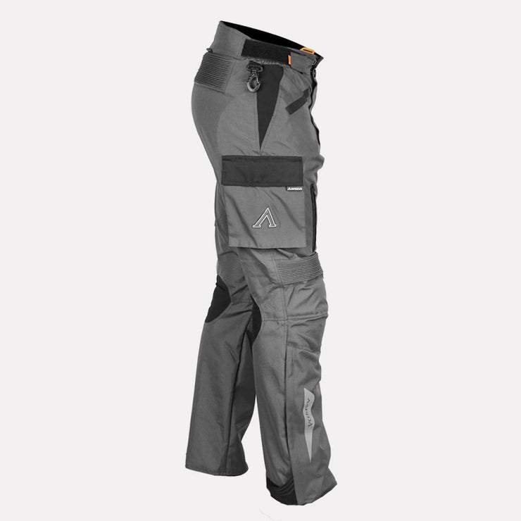 ASPIDA Odysseus All Season Touring Pants grey side