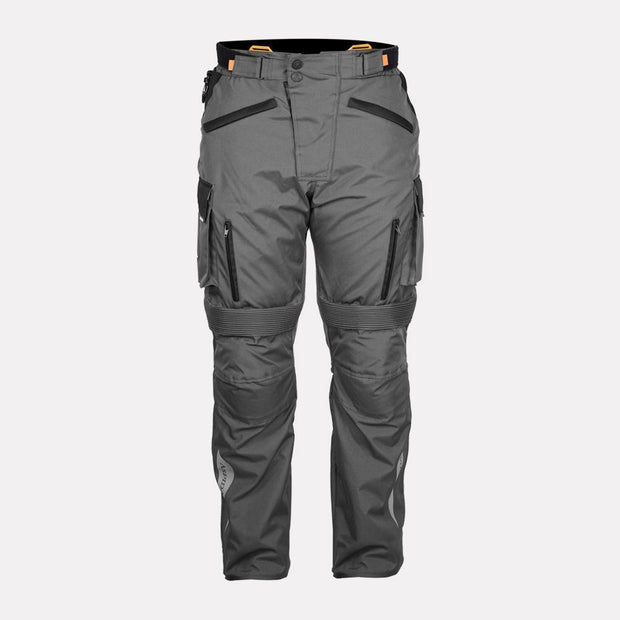 ASPIDA Odysseus All Season Touring Pants grey front