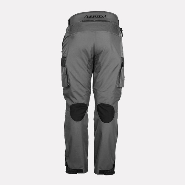 ASPIDA Odysseus All Season Touring Pants grey back