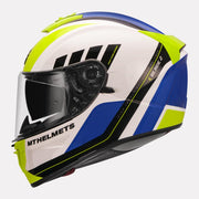 MT Blade 2SV Plus Helmet left view