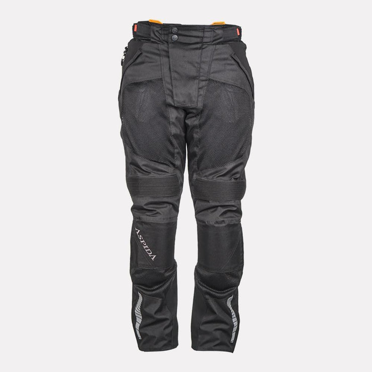 ASPIDA Proteus II Airmesh Sports Pants black front