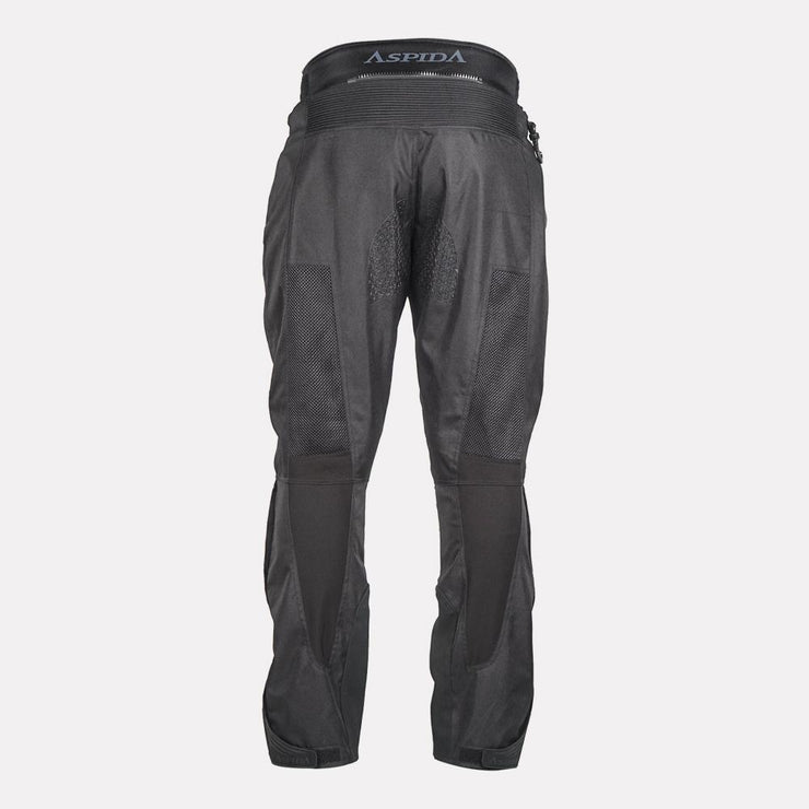 ASPIDA Proteus II Airmesh Sports Pants black back