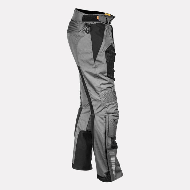 ASPIDA Proteus II Airmesh Sports Pants grey side
