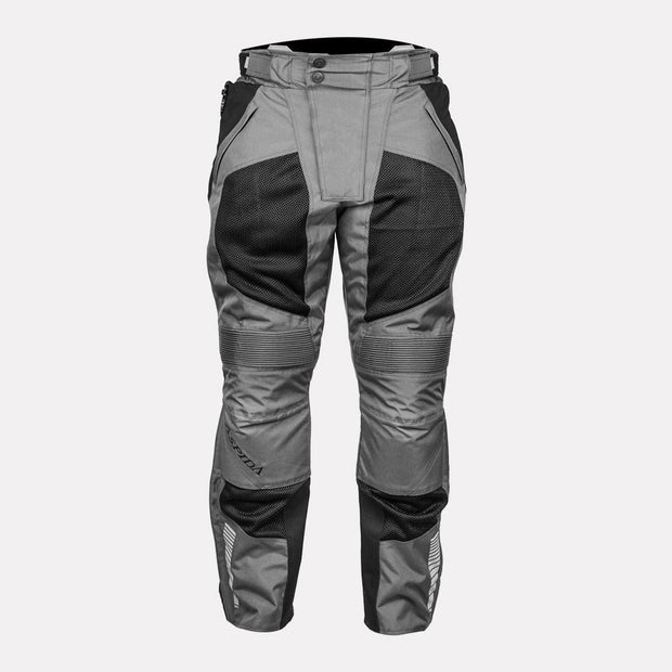 ASPIDA Proteus II Airmesh Sports Pants grey front