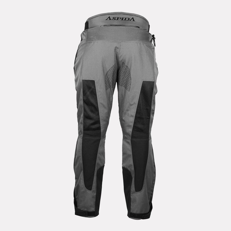 ASPIDA Proteus II Airmesh Sports Pants grey back