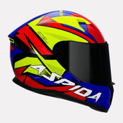 Aspida Tourance Rush Helmet Right Side View