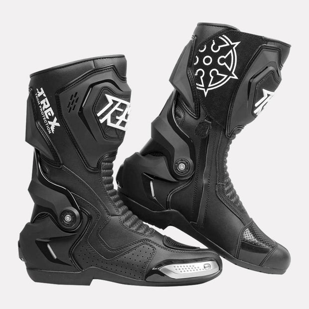 Ryo T-REX Riding Boot (side)