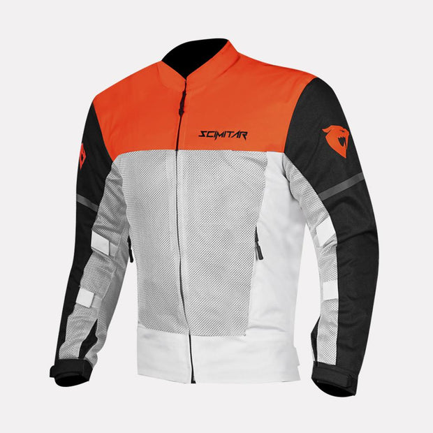 SCIMITAR Metro Fluorescent Orange Jacket