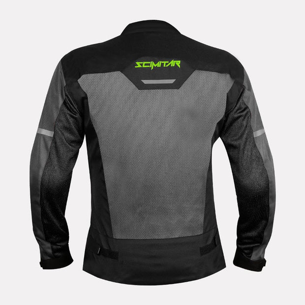 SCIMITAR Metro Black Jacket