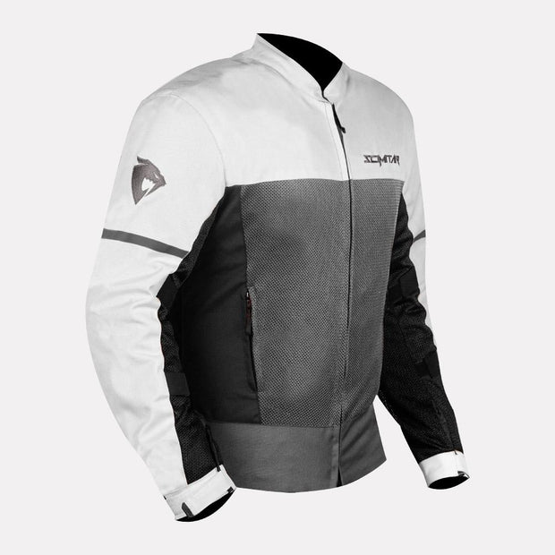 SCIMITAR Metro Light Grey Jacket