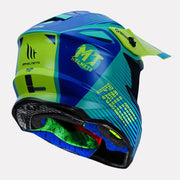 MT Falcon System Off Road Motorcycle Helmet