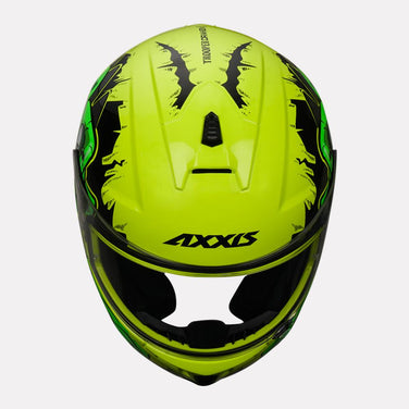Axxis Draken Trooper Gloss Flour Green