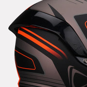 Vemar Hurricane helmet orange