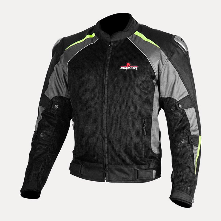 SCIMITAR Viper 2 L2 Jacket green front