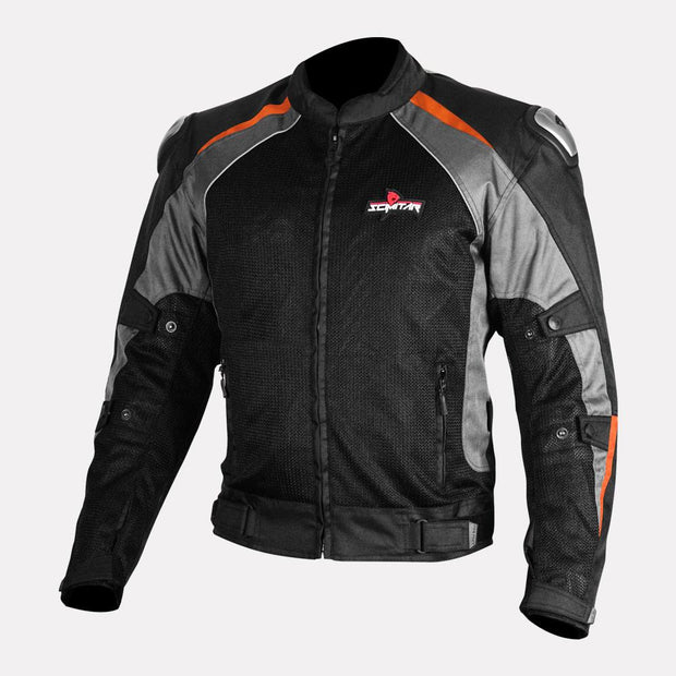 SCIMITAR Viper 2 L2 Jacket orange front