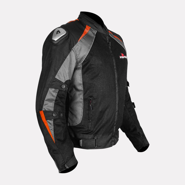 SCIMITAR Viper 2 L2 Jacket orange side
