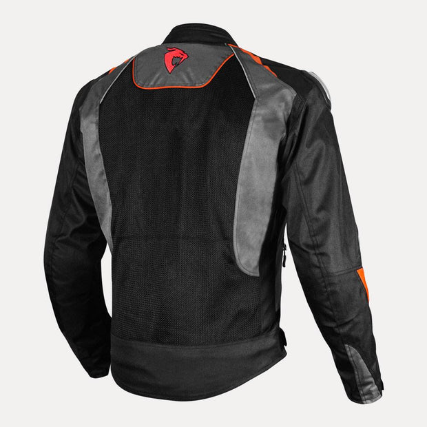 SCIMITAR Viper 2 L2 Jacket orange back