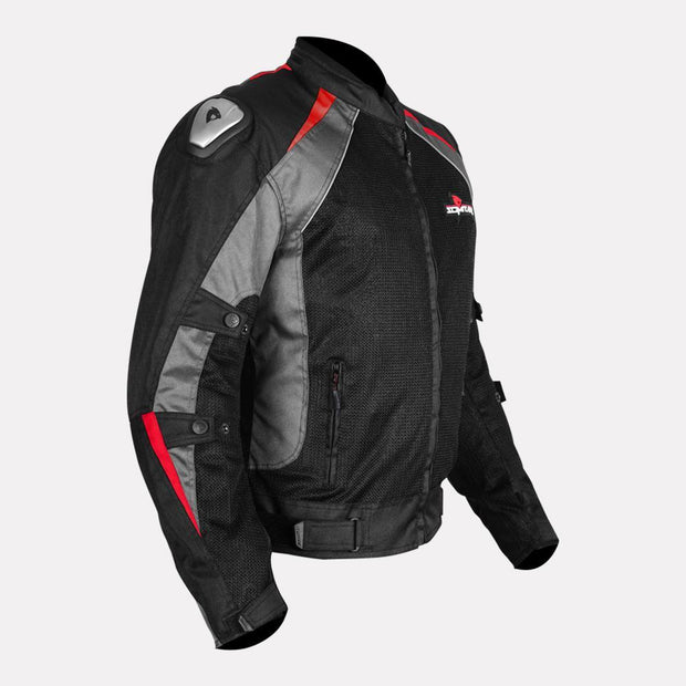 SCIMITAR Viper 2 L2 Jacket red side