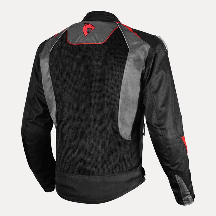 SCIMITAR Viper 2 L2 Jacket red back