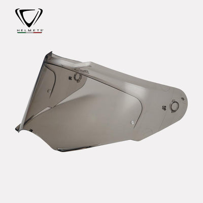 Vemar Zephir Pin-lock ready Light Smoke Visor