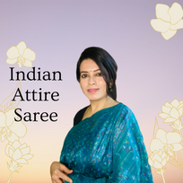 Introduction to the stunning world of pure silk printed sarees