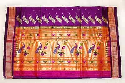 Paithani – The Majestic Sari (From Maharashtra, India)