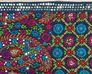 Phulkari – It's an antediluvian Indian Fabric (Punjabi Style)
