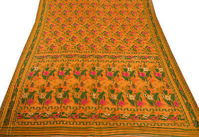 TANT – THE TIME-HONORED SAREE FROM WEST BENGAL (INDIA)