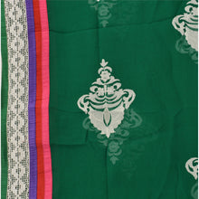 Load image into Gallery viewer, Sanskriti Vintage Dupatta Long Stole Georgette Hijab Embroidered Veil Scarves