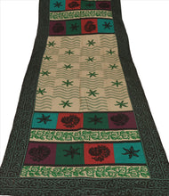 Load image into Gallery viewer, Vintage Dupatta Long Stole Cotton Multi Color Scarves Hand Embroidered Hijab
