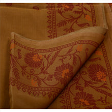 Load image into Gallery viewer, Sanskriti Antique Vintage Indian Saree Blend Cotton Green Woven Fabric Sari