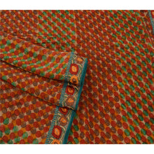 Load image into Gallery viewer, Sanskriti Vintage Sarees Pure Georgette Silk Embroidered Fabric Bollywood Sari