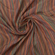 Load image into Gallery viewer, Sanskriti New Pure Fine Wool Shawl Woven Work Long Stole Wrap Soft Scarf 80x30
