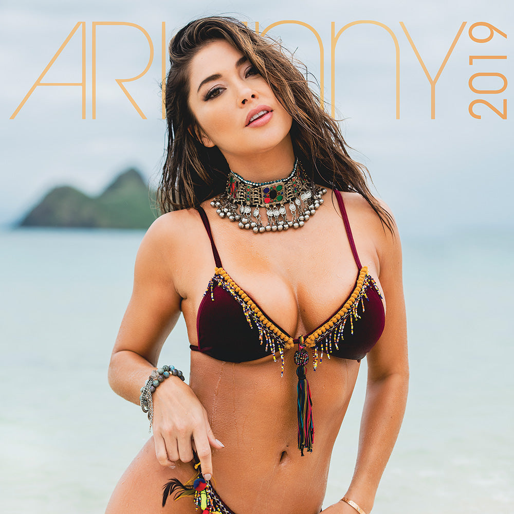 2019 Arianny Celeste nude photos 2019