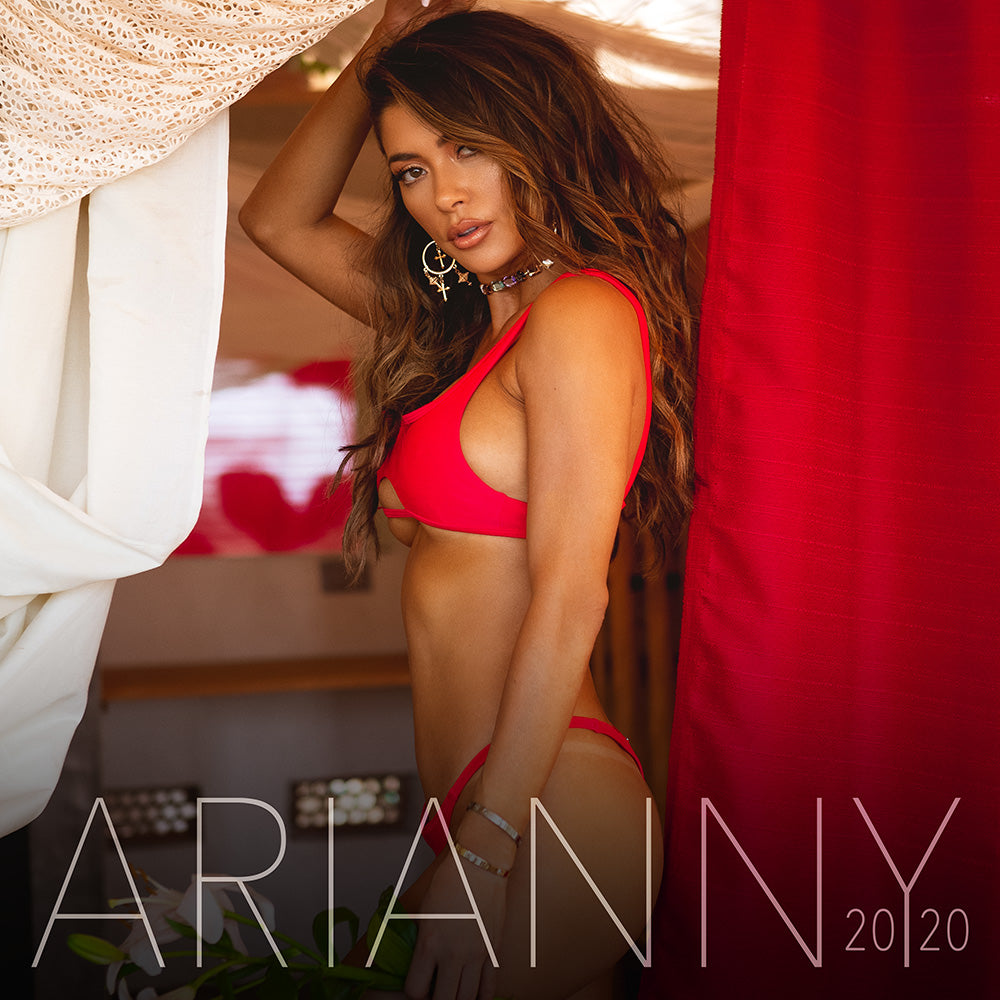 Arianny Celeste 2020 Calendar Official Website of Arianny Celeste